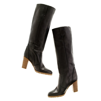 The Watchtower Boot with Extended Calf