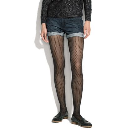 Sheer Dot 1937 Tights