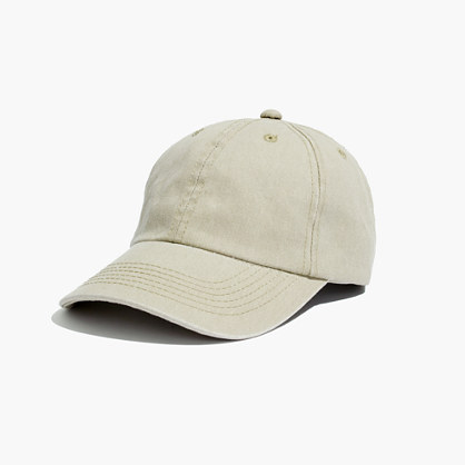 Biltmore® Garment-Washed Baseball Hat