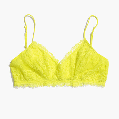 Honeydew® Intimates & Madewell Lace Bralette