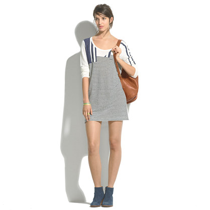 See By Chloé® Striped Tee Dress