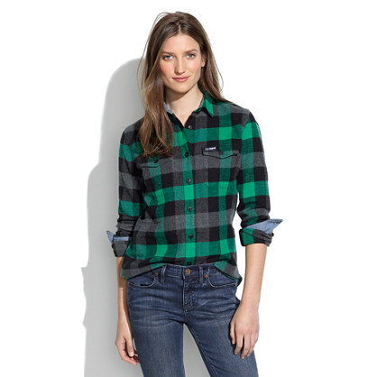 Penfield® Chatham Buffalo Plaid Flannel Shirt