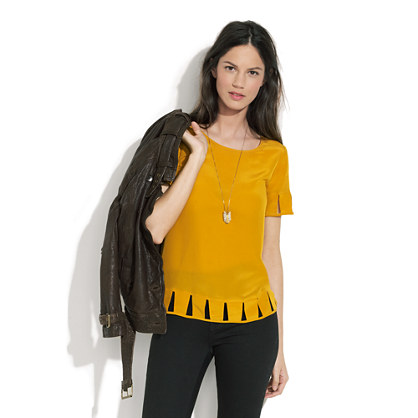 Silk Daytripper Top