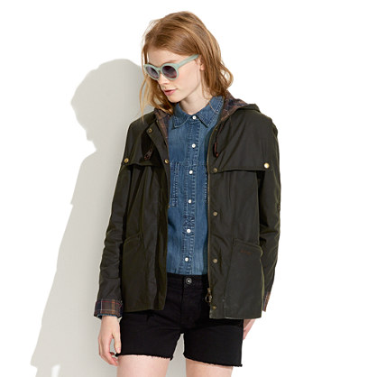 Barbour® Herron Cape-Jacket