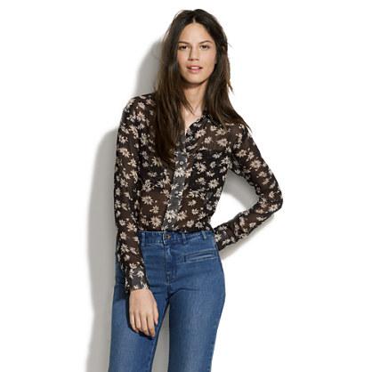 Alexa Chung for Madewell Penny Shirt