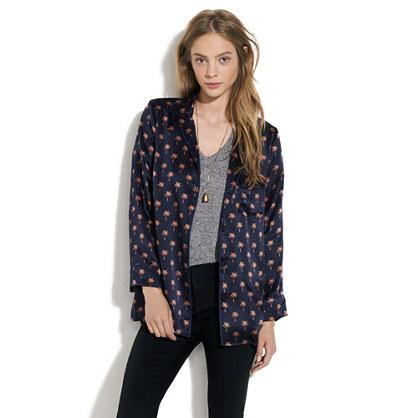 Alexa Chung for Madewell Valentine Pajama Top