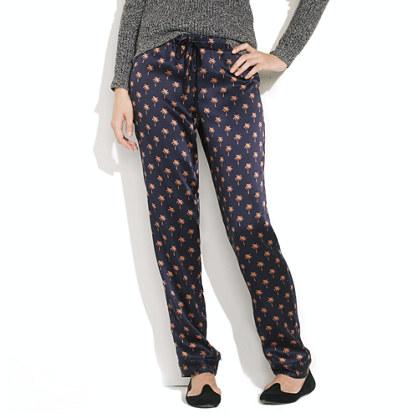 Alexa Chung for Madewell Valentine Pajama Pants