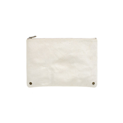 The Calf Hair Telegram Pouch