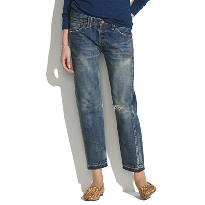 Chimala® Denim Ankle jeans