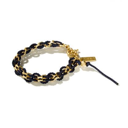 Chain Cord Bracelet