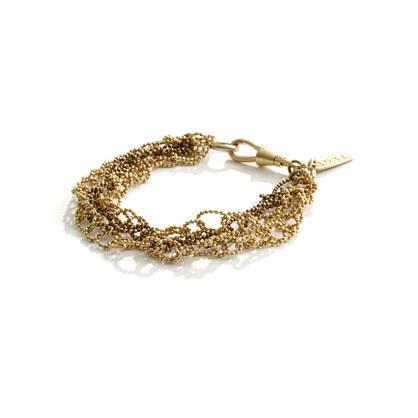 Golden Nest Bracelet