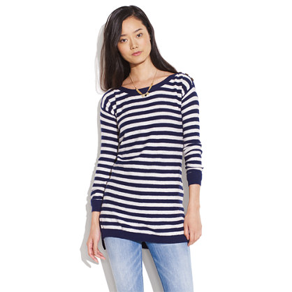 Lineleader Tunic Sweater