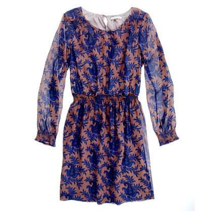Paisley Bloom Dress