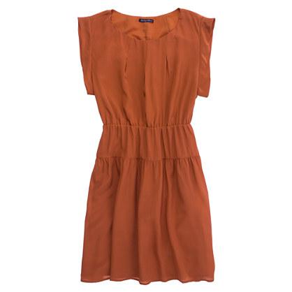 Dawnlight Silk Dress
