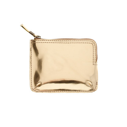 The Metallic Telegram Pocket Pouch