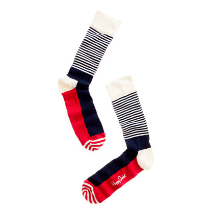 Happy Socks® Mini-stripe Socks