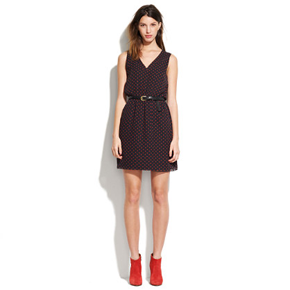 Rouge-Dot Daydress
