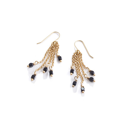 Tassel Toss Earrings