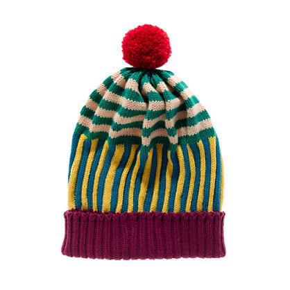 All Knitwear Triangle Hat