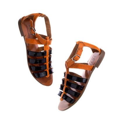 The Patent Gladiator Sandal