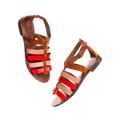 The Patent Gladiator Sandal