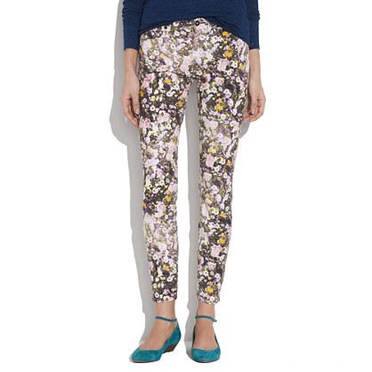 Skinny Skinny Ankle Jeans in Sungarden