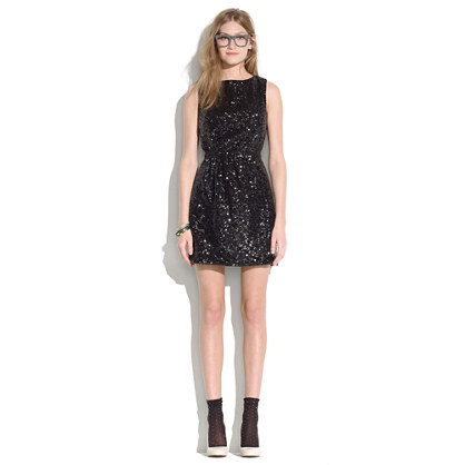 Sequin Lightbox Dress