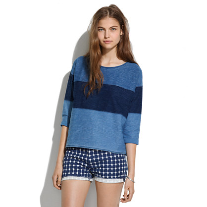 Indigo Ink Sweatshirt