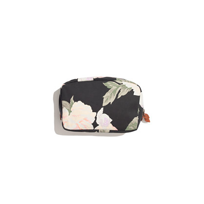 Cosmetic Pouch in Mirrorflower
