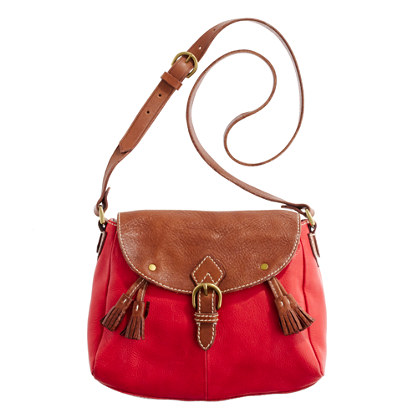 The Tassel Satchel