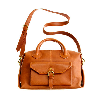 The Walkway Satchel