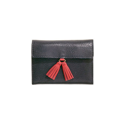 The Tassel Pocket Wallet
