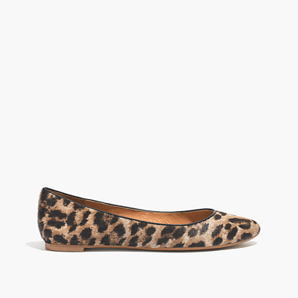 The Sidewalk Skimmer in Leopard