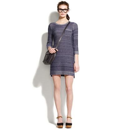 Indigo Ink Sweaterdress