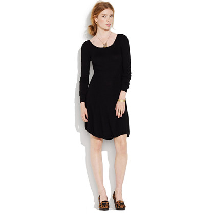 Something Else by Natalie Wood Ribbed Panel Dress