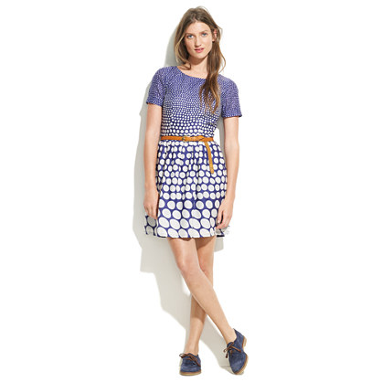 Dotted Songbird Dress