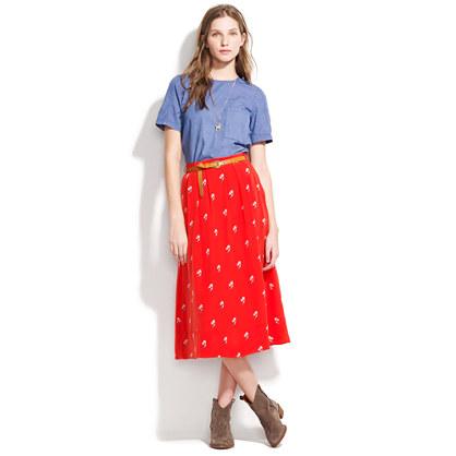 Roseblossom Skirt