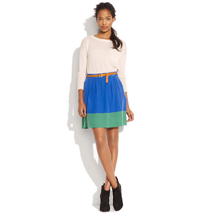 Colorband Twirl Skirt