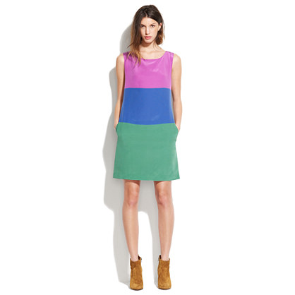 Colorband Shiftdress