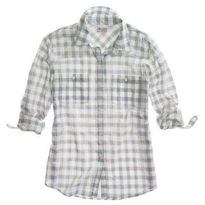 Sketchplaid Ex-Boyfriend Shirt