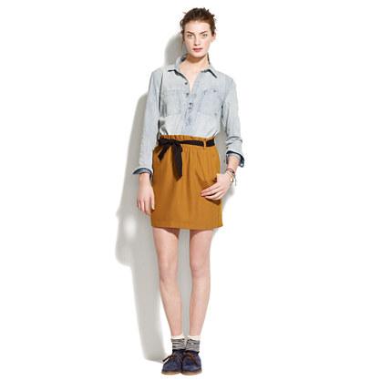 Newsboy Skirt