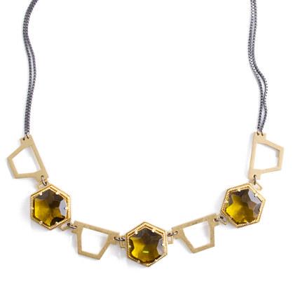 Secret Shapes Necklace