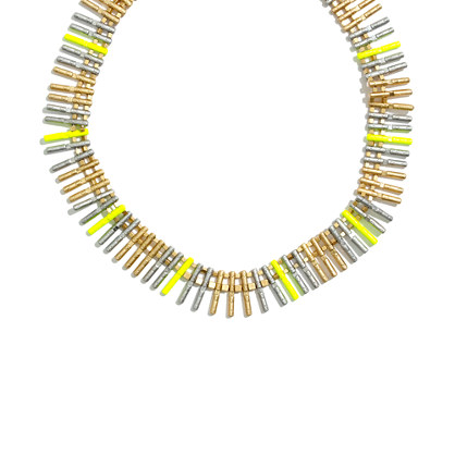Colortrack Statement Necklace