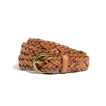 Braided Hammock Belt