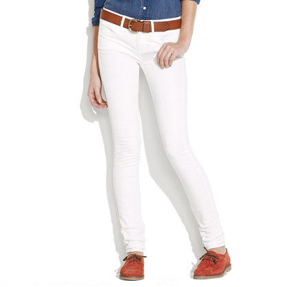 white skinny jeans sale - Jean Yu Beauty