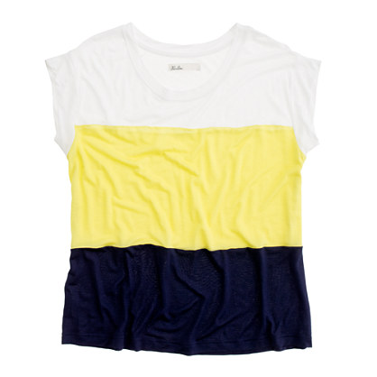 Sea Glass Stripe Tee