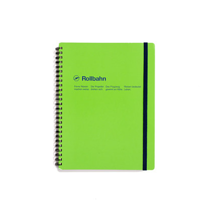 Rollbahn for Top Hat Extra-Large Notebook