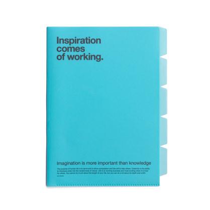 Delfonics® for Top Hat Five-Pocket Inspiration Folder