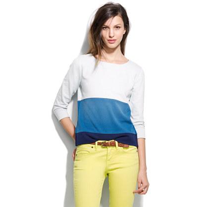 Cascade Block Sweatshirt
