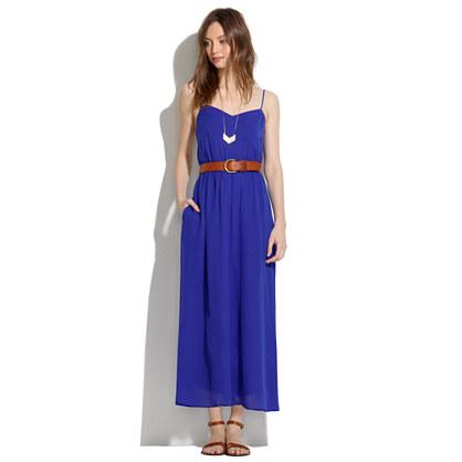 Silk Flutter Dress